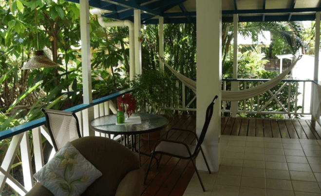 Bessguide - Jema's Guesthouse Tobago